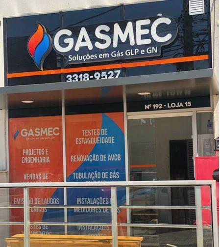 Empresa de instalação de gas