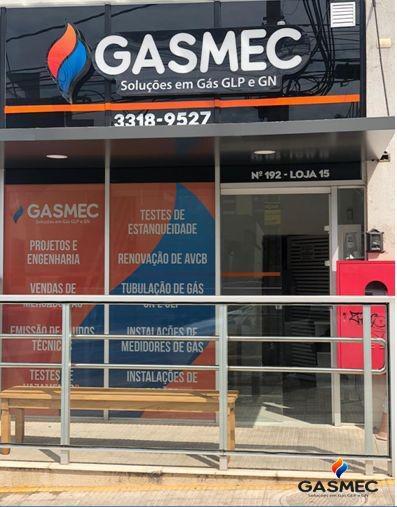 Empresa de instalação de gas residencial