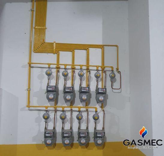 Projeto de gas natural