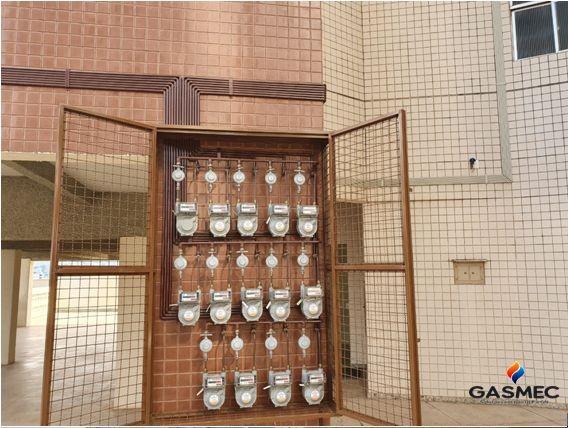 Serviço de instalação de gas residencial
