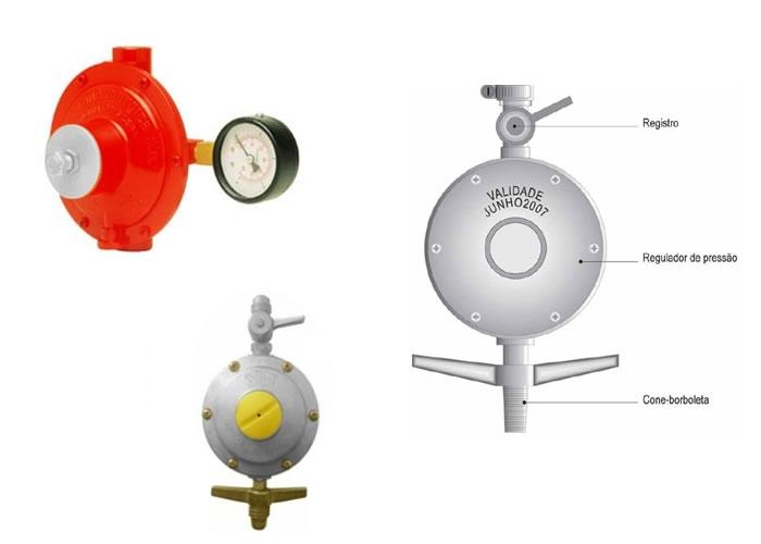 Instalação de kit para aparelhos a gás