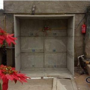 Projeto de instalação de gás