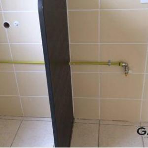 Reparo vazamento de gas